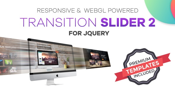 Transition Slider - Responsive jQuery Slider Plugin - CodeCanyon Item for Sale