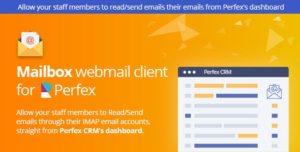 Mailbox - Webmail client for Perfex CRM