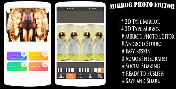 Mirror Photo Editor - Mirror Photo Pic