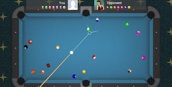 Best Online Pool - 8Ball