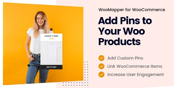 WooMapper - WordPress Hotspot Plugin, Display WooCommerce Products, Add Pins To Images - CodeCanyon Item for Sale