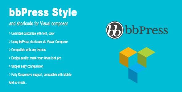 bbPress Style