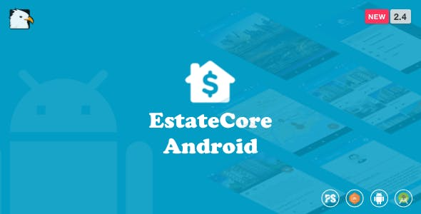 EstateCore ( Real Estate Finder :  Housing Agency Android Application With Material Design) 2.4