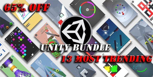 13 Most Trending Unity Games Sale - 65% OFF