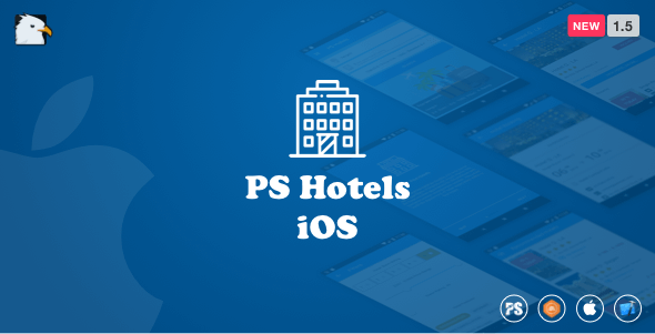 PSHotels iOS (Ultimate Hotels Finder Application With Backend) 1.5 - CodeCanyon Item for Sale