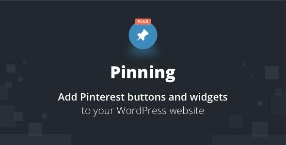 BestWebSoft's Pinterest Plus - CodeCanyon Item for Sale