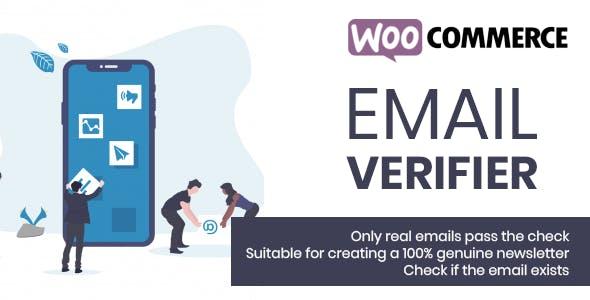 WooCommerce Email Verifier