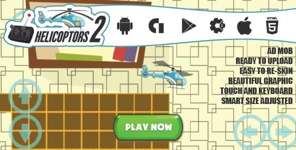 Helicopters 2.0 by azeemdreamsdesigner | CodeCanyon