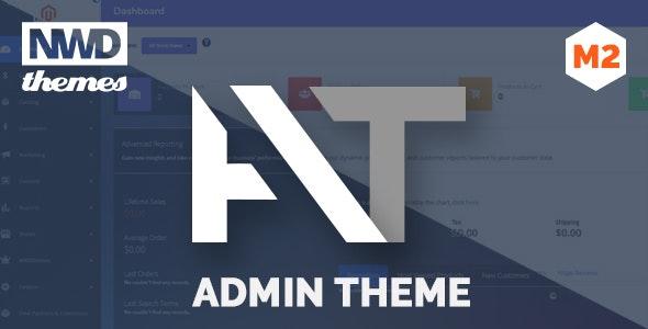 Magento 2 Admin Theme - CodeCanyon Item for Sale