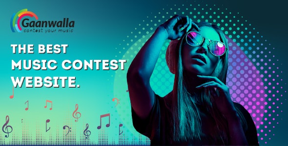 Gaanwala - Music Contest Marketplace - CodeCanyon Item for Sale