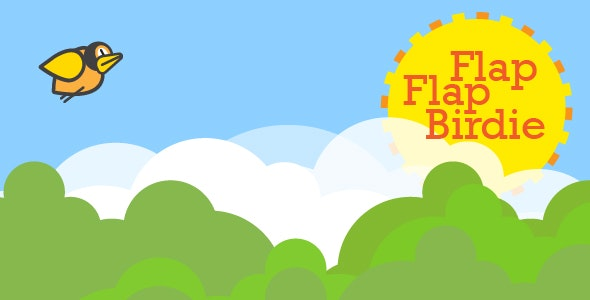 Flap Flap Birdie - CodeCanyon Item for Sale