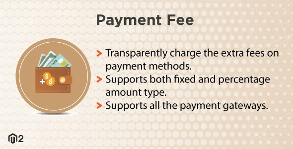 Magento 2 Payment Fee - CodeCanyon Item for Sale