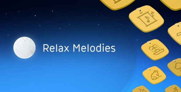 Sleep Sounds: Relax Melodies Unity Complete Project - CodeCanyon Item for Sale