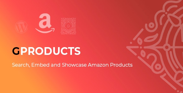 GProducts - Amazon Affiliates Products Boxes Block - CodeCanyon Item for Sale