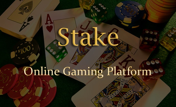 Stake - Online Casino Gaming Platform | Laravel Single Page Application | PWA