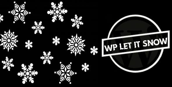WP Let It Snow Wordpress Plugin