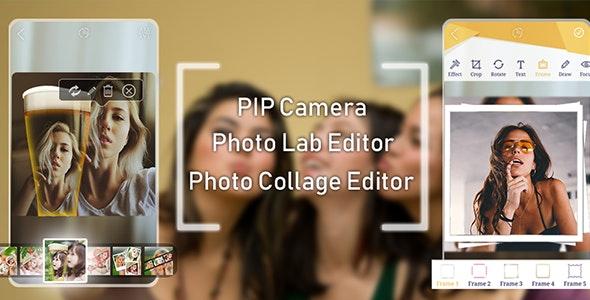 PIP Camera Effect - Image Editor - Photo Editor - 6