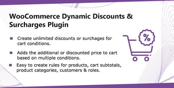 WooCommerce Dynamic Discounts & Surcharges Plugin