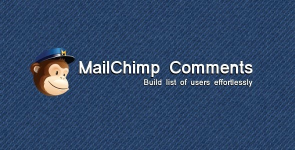 MailChimp Comments - CodeCanyon Item for Sale