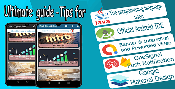 Ultimate Guide-Tips for Application/game Pro & Admobe + Onesignale Push Notification