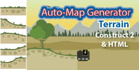 Auto Map generator ( terrain ) construct 2 - CodeCanyon Item for Sale