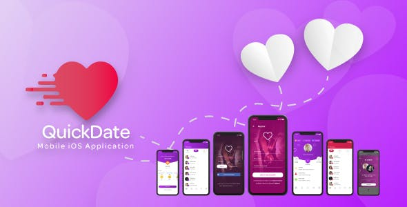 QuickDate IOS- Mobile Social Dating Platform Application