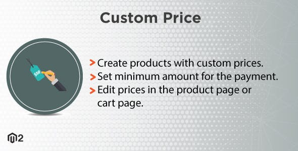 Magento 2 Custom Price