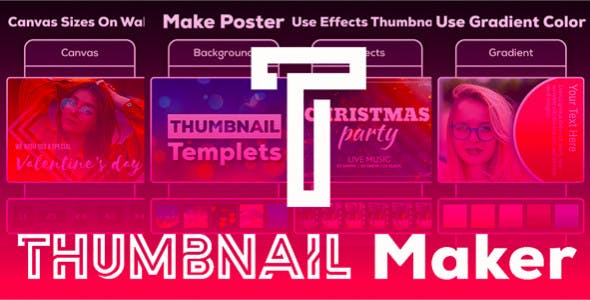 Ultimate Thumbnail Maker - Full Android code with Admob ads | Fb Ads