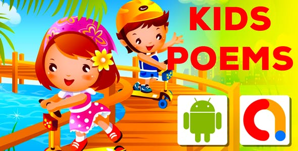 Kids Nursery Rhymes+Android Full Application+Admob Ads