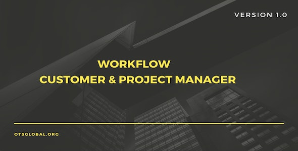 Workflow - Project Management System - CodeCanyon Item for Sale