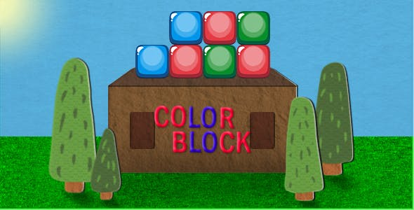 Color Block - HTML5 Game! (Construct 3 / Construct 2 / Capx)