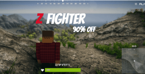 Pubg CLone Unity / Z Fighter - CodeCanyon Item for Sale