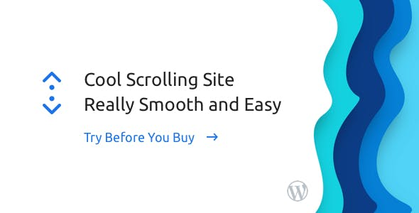 Smooth Scroll for WordPress — Site Scrolling without Jerky and Clunky Effects.