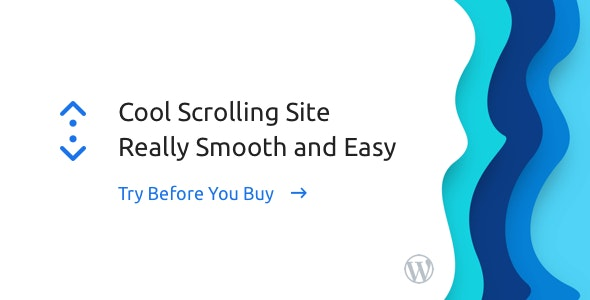 Smooth Scroll for WordPress — Site Scrolling without Jerky and Clunky Effects. - CodeCanyon Item for Sale