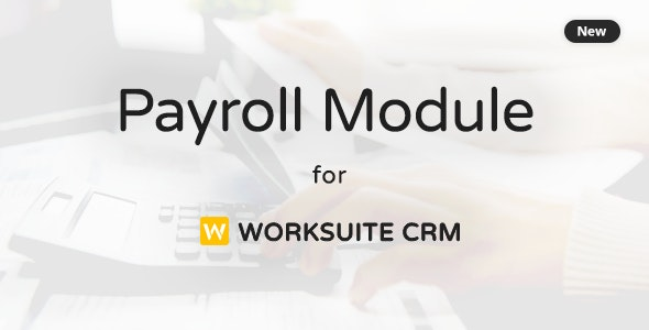 Payroll Module For Worksuite CRM - CodeCanyon Item for Sale