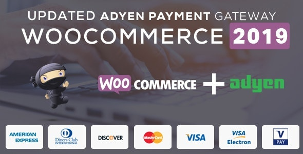 WooCommerce Adyen Payment Gateway with latest API. - CodeCanyon Item for Sale