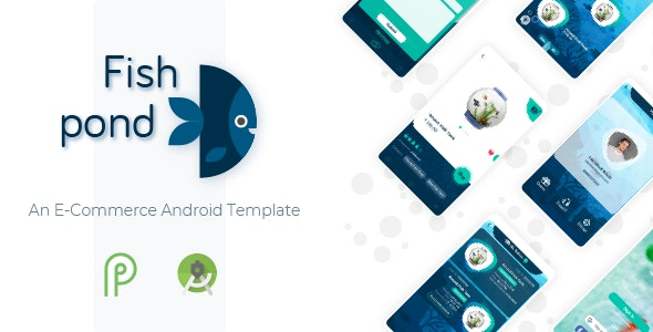 Fishpond - An E-commerce Android Template - CodeCanyon Item for Sale