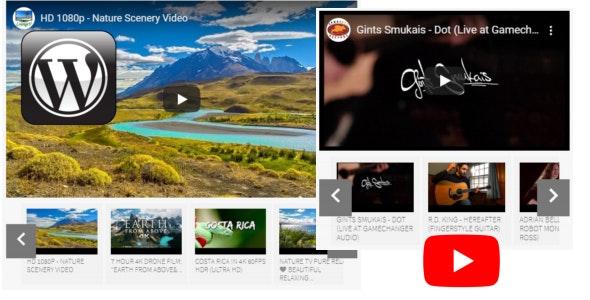 Youtube SEO playlist for wordpress - CodeCanyon Item for Sale