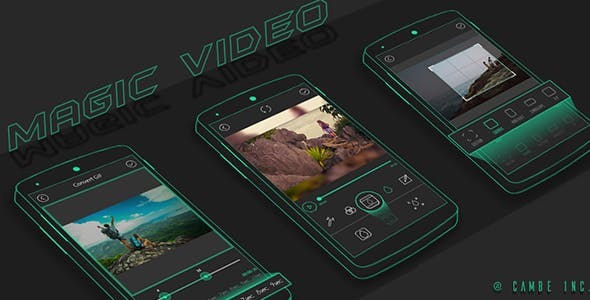 Magic Video Editor - Video Editor - Movie Effect