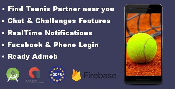 Find tennispartner online