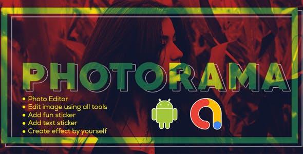 Photorama - Photo Editor