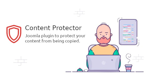 Content Protector for Joomla — Prevent Your Content from Being Copied.