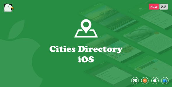 CitiesDirectory(iOS Swift) 2.2