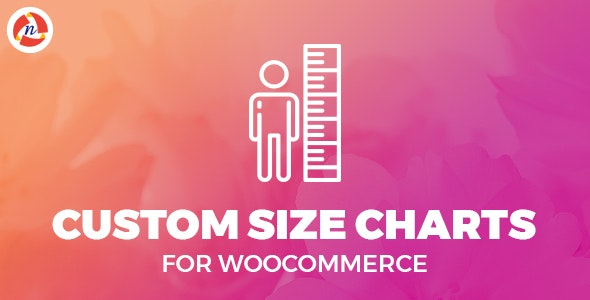 Custom Size Charts for WooCommerce - CodeCanyon Item for Sale