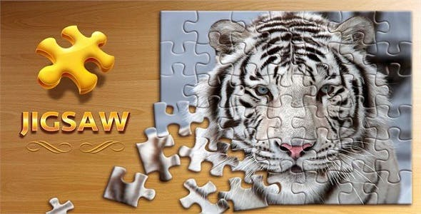 Epic Jigsaw Puzzle Game, Android ,Admob,Rady To Publish