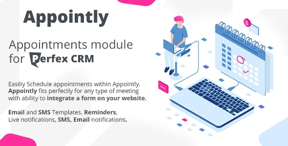 Perfex CRM Appointments