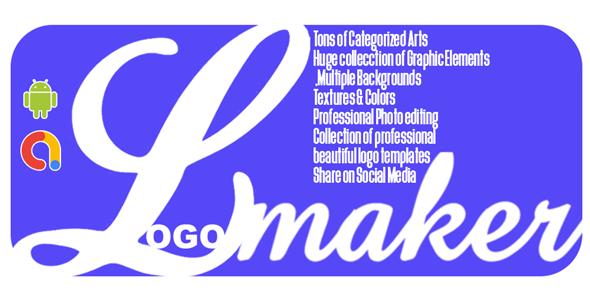 Logo Creator app | Icon maker | Logo maker | Android App Full Code | Admob Ads