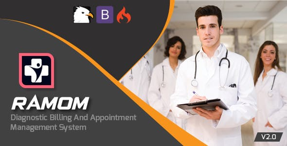 Ramom - Diagnostic Management System With CMS