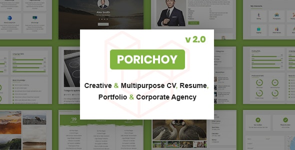 Businesio - One Page Parallax - 2