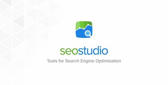 SEO Studio - Professional Tools for SEO
